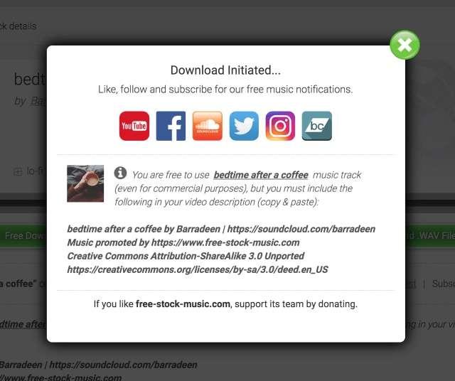 免费可商用!这个网站有超多优质的音乐素材直接下载