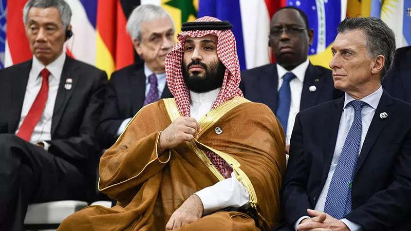 2020年G20峰会官方LOGO发布,设计师是国王亲自找的!