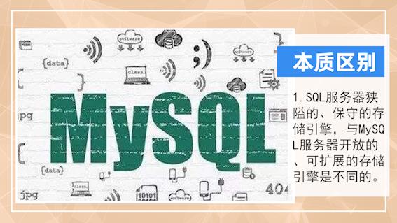 sql和mysql的区别